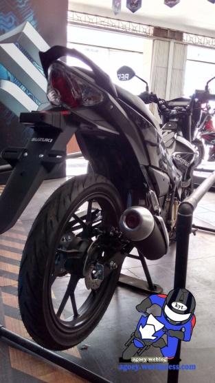 Suzuki Satria FU150 Injeksi 2016 (12)